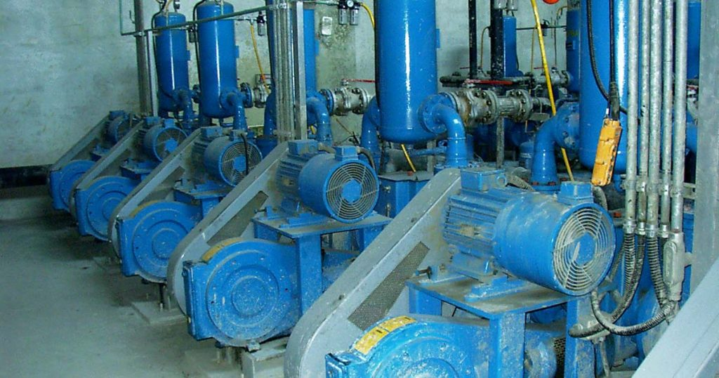 ABEL PUMP HM – Water Treatment in Taiwan